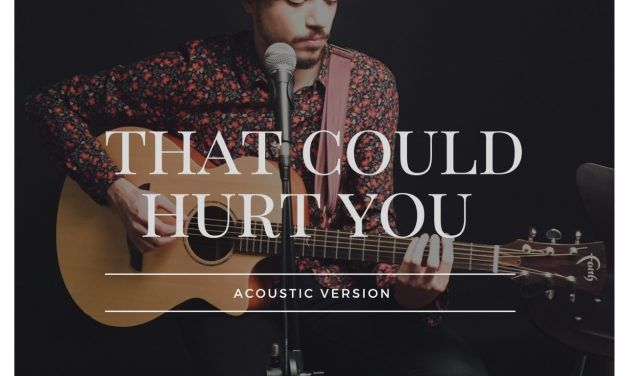 "Banet presenta ""That could hurt you"" (acoustic version) Video/single perteneciente a su EP debut ""Everything Starts"""