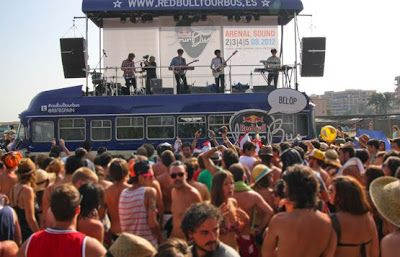Red Bull busca Bandas Indomesticables
