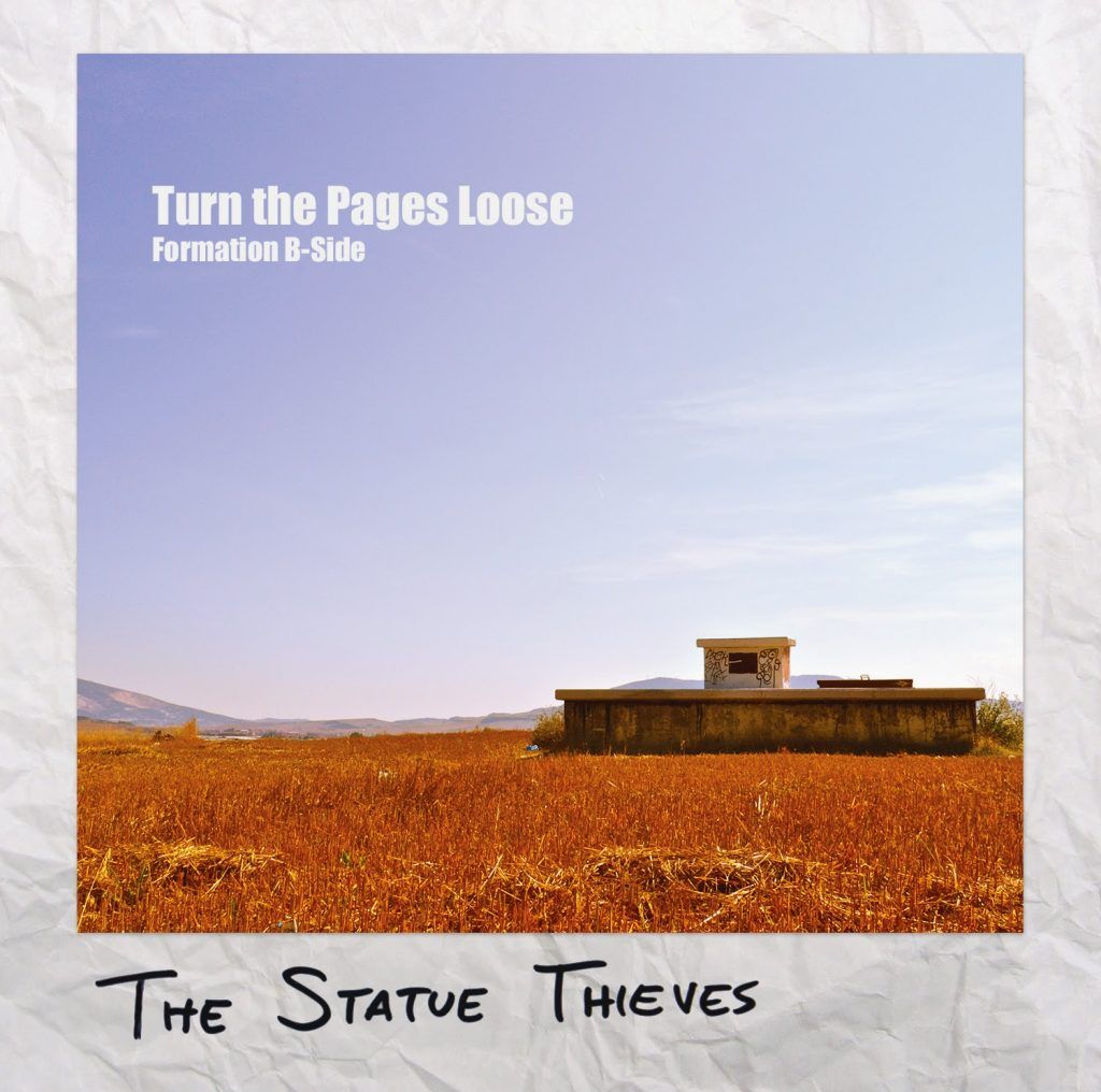 Turn the Pages Loose  The Statue Thieves