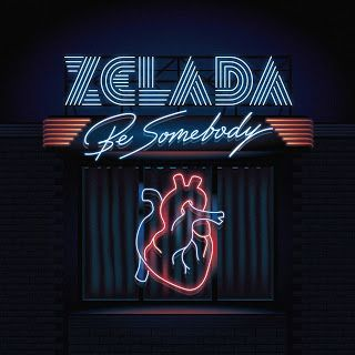 "Nuevo disco de Zelada ""Be Somebody"" en streaming y descarga"