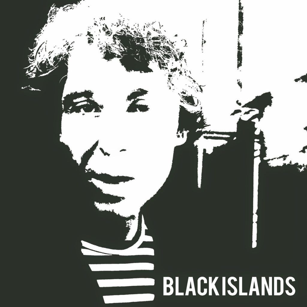 Portada LP debut Black Islands