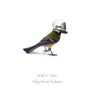 "Space Taxi publican su Lp debut ""Cheeney Bear and the Spaceman"""