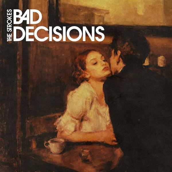 The Strokes estrenan «Bad Decisions», segundo adelanto de su nuevo disco 'The New Abnormal'